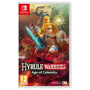 Where To Buy Hyrule Warriors Age Of Calamity On Nintendo Switch Nintendo Life