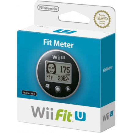 Wii Fit U Meter (Black)