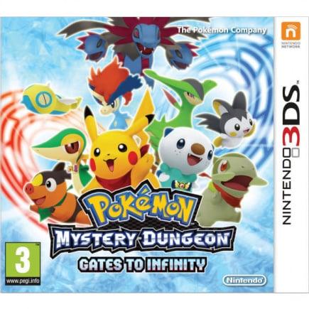 Pokémon Mystery Dungeon: Gates to Infinity - Digital Download