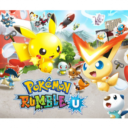 Pokémon Rumble U - Digital Download