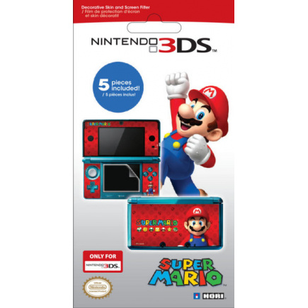 Mario Protective Filter (Red)