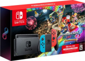Nintendo Switch + Mario Kart 8 Deluxe (Download) + 3month Nintendo Switch Online membership