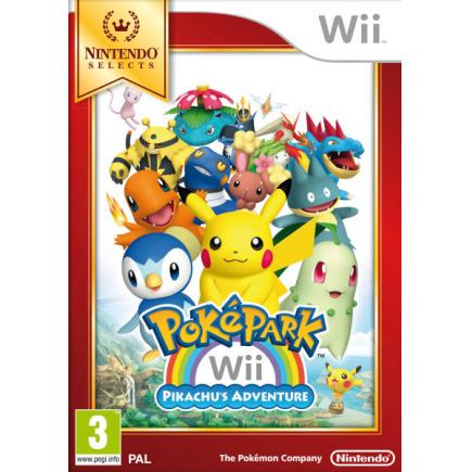 Wii Nintendo Selects PokéPark: Pikachu's Adventure Select