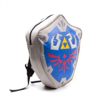 The Legend of Zelda - Hylian Shield Shaped Backpack
