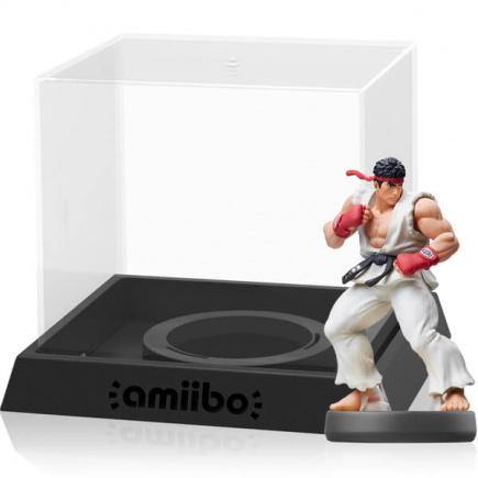 Ryu No. 56 amiibo + amiibo Display Case