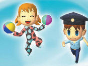Job Island: Hard Working People (Wii)