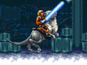 Super Empire Strikes Back (Virtual Console / Super Nintendo)