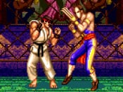 Street Fighter II': Champion Edition (Virtual Console / TurboGrafx-16)