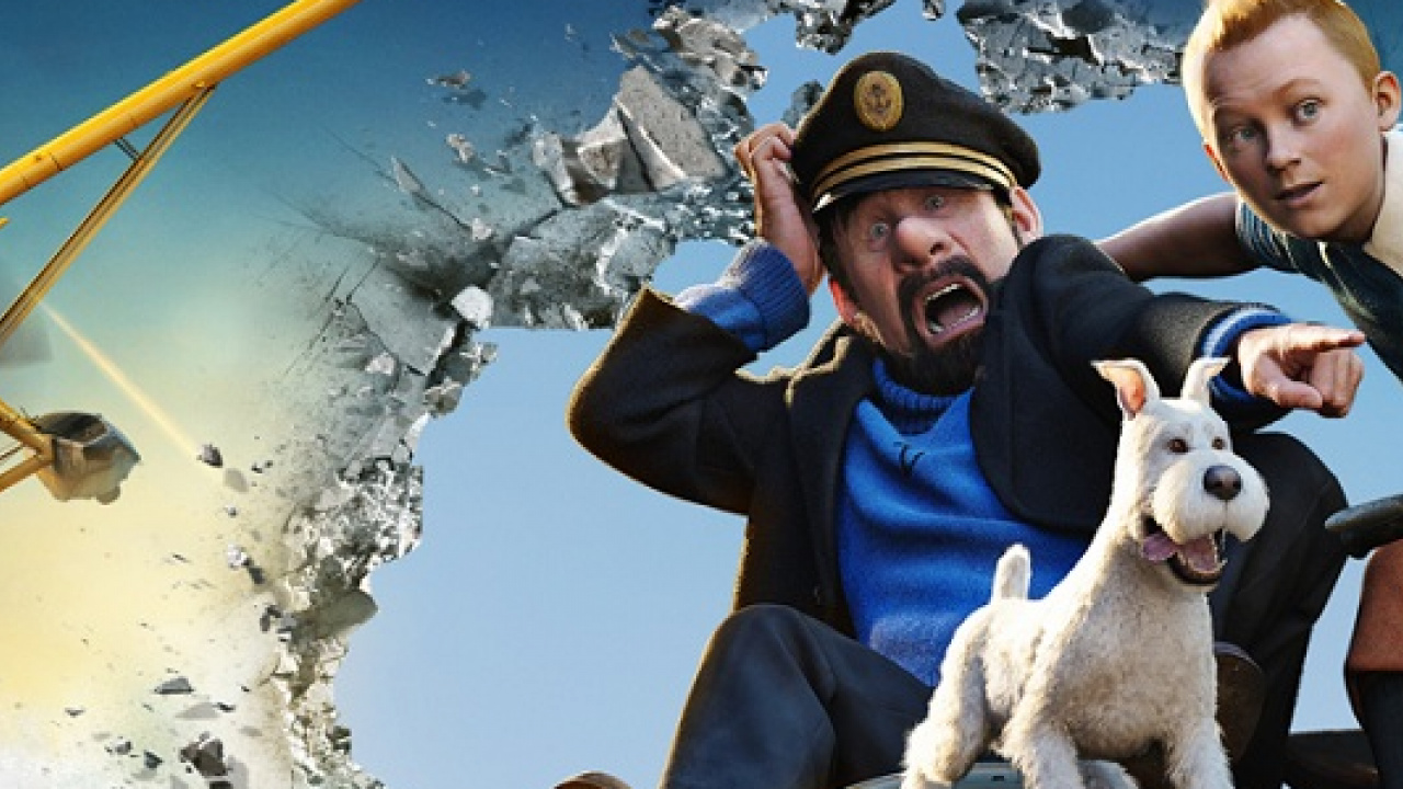 The Adventures of Tintin: The Secret of the Unicorn Review (3DS)  Nintendo Life