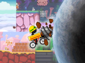Bike Rider DX2: Galaxy (3DS eShop)