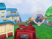 Brave Tank Hero (3DS eShop)