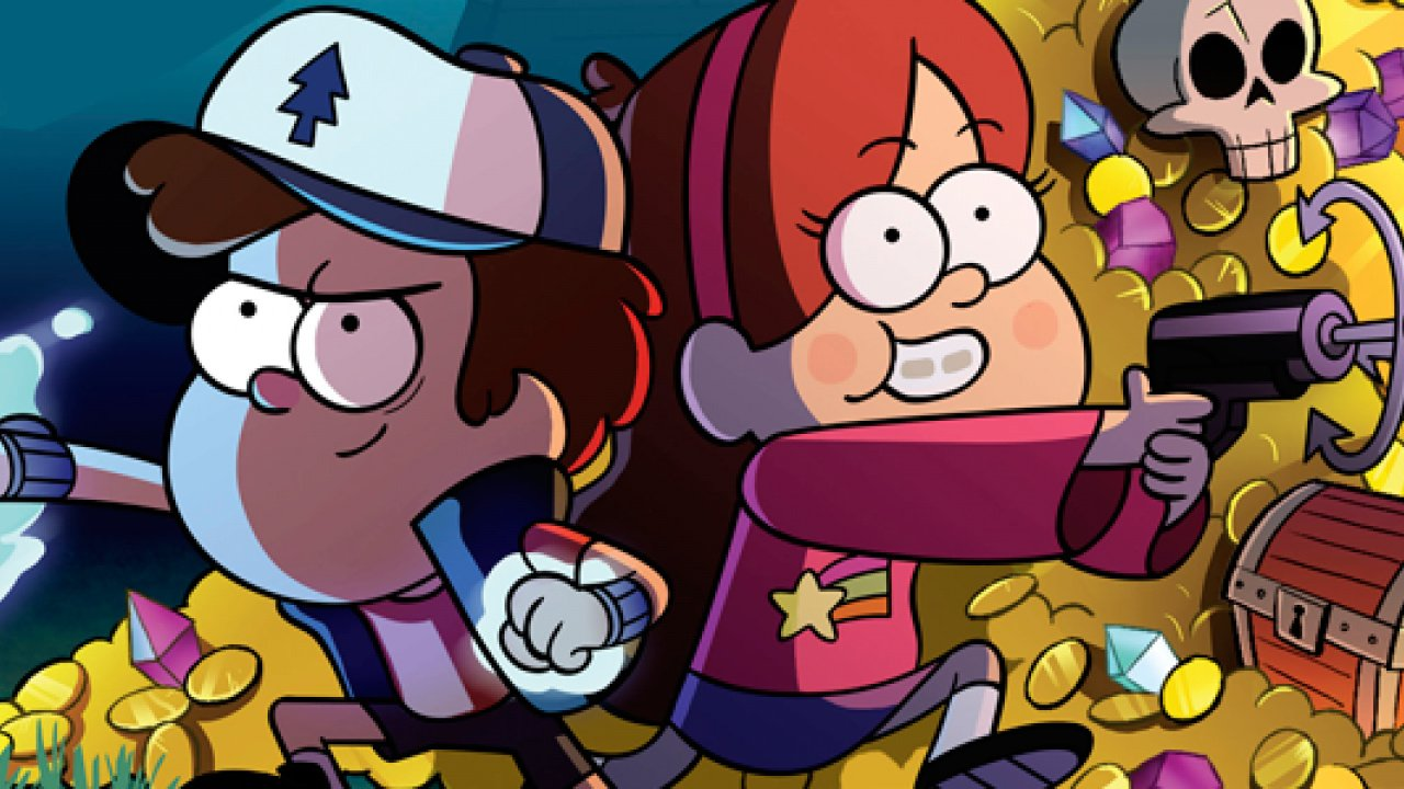 Gravity Falls: Legend of the Gnome Gemulets Review (3DS