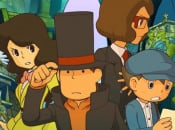 Professor Layton and the Azran Legacy (3DS)