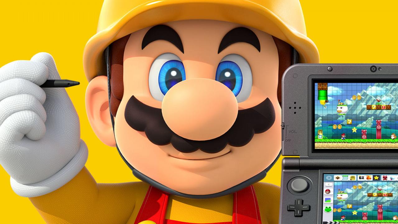 super mario maker for nintendo 3ds review 3ds  nintendo