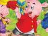 Tales to Enjoy! Three Little Pigs (DSiWare)