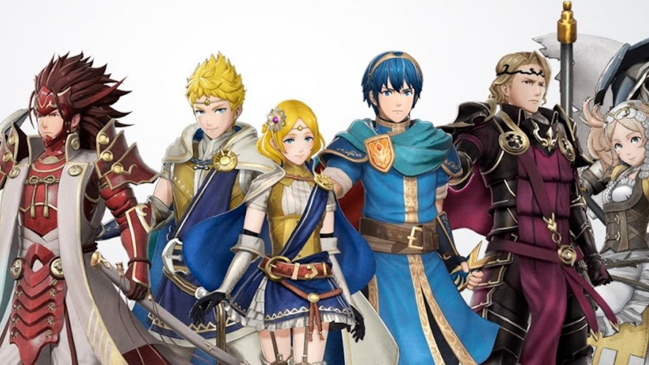 Every Echoes Character in 10 Words or less. | Fire Emblem