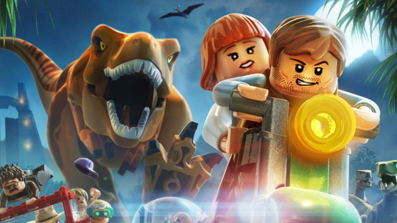 Review: LEGO Jurassic World - A Recooked Package That's Right At Home On Switch