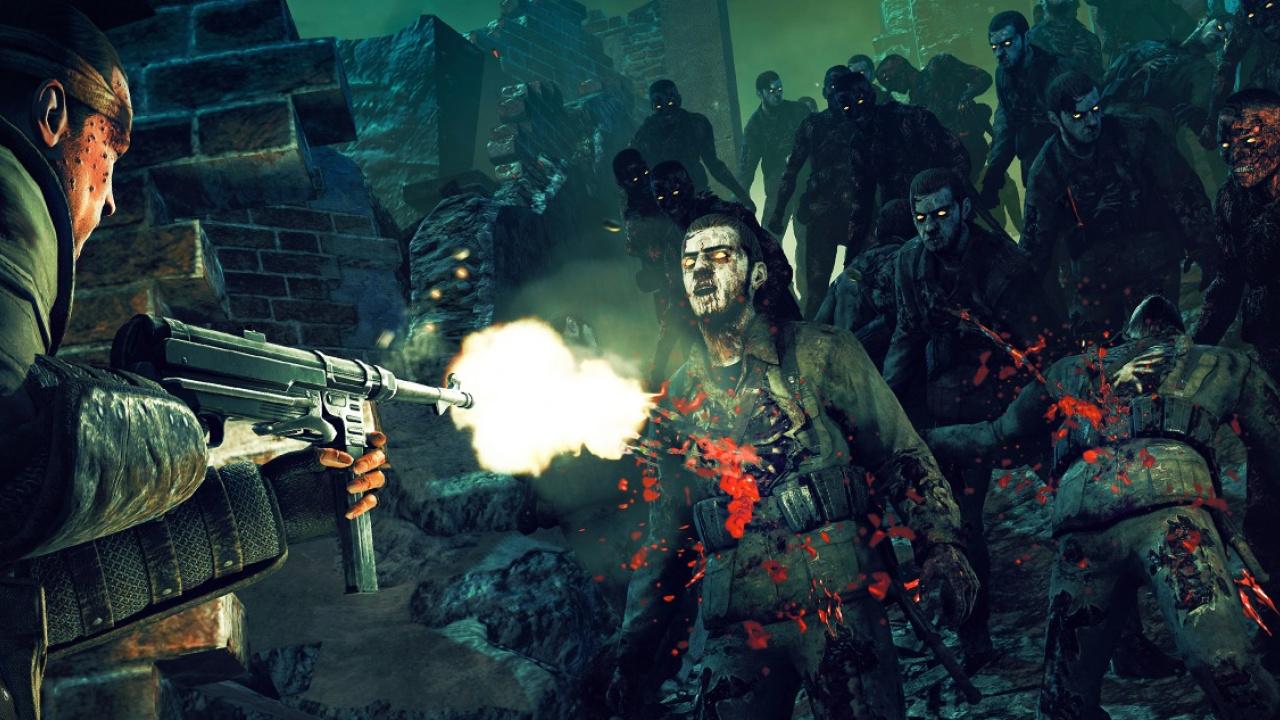 Revisión de la trilogía del ejército zombi (interruptor) 85