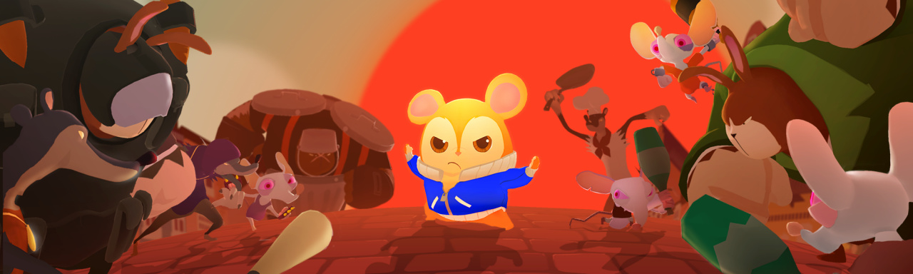 Review: Hamsterdam - Lengthy Loads And Mobile Tropes Hamper This Hamster