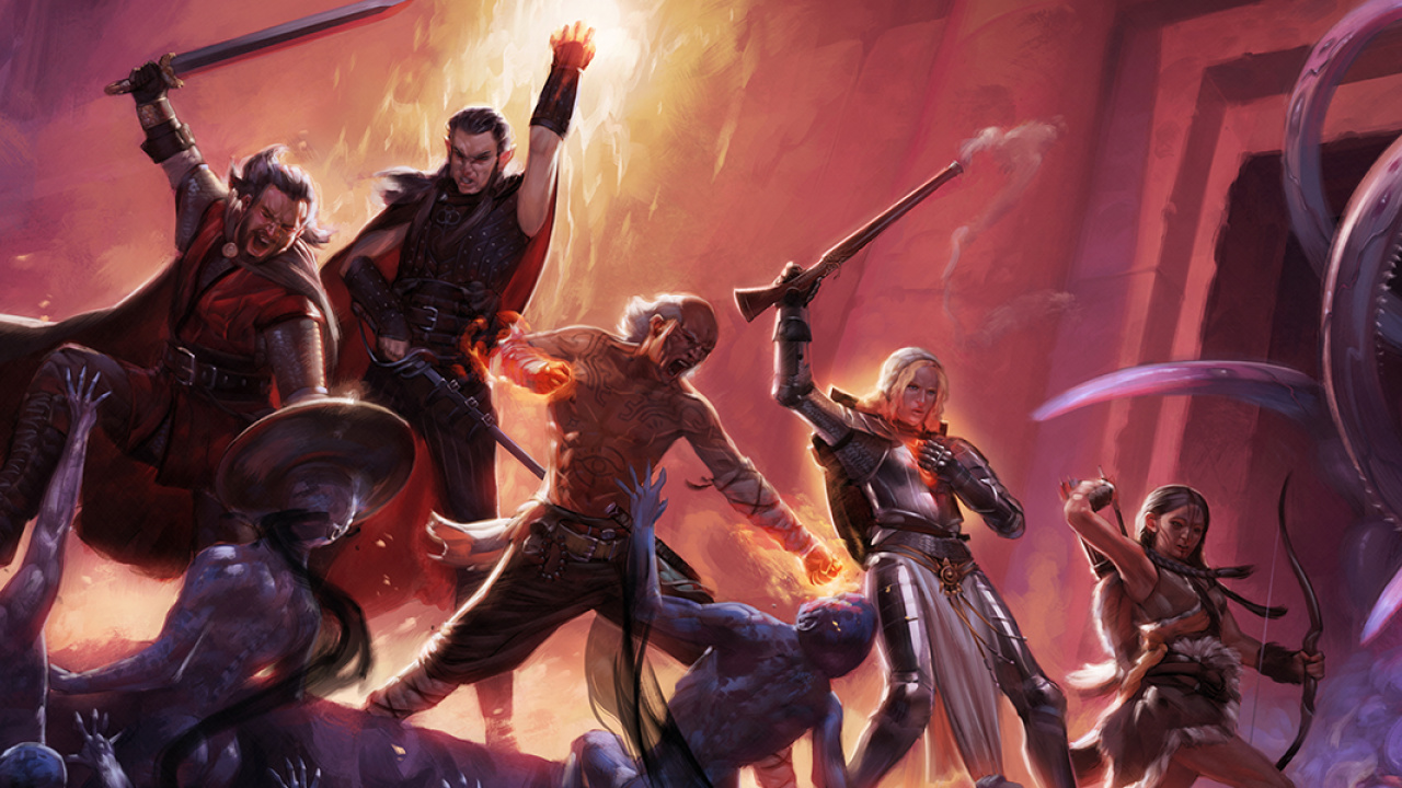 Review: Pillars Of Eternity: Complete Edition - The Game That Saved Obsidian Comes To Switch
