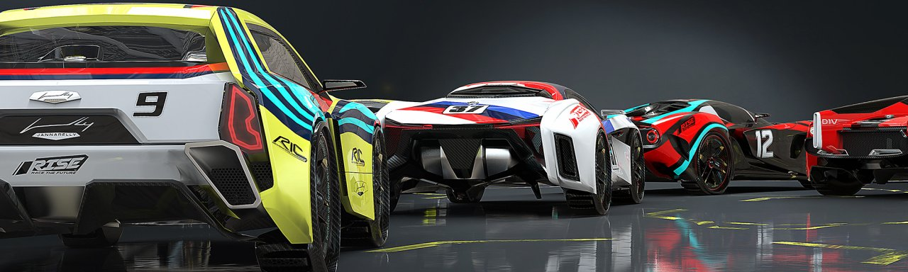 Review: Rise: Race The Future - Imagine Anti-Gravity Ridge Racer, And You're Close