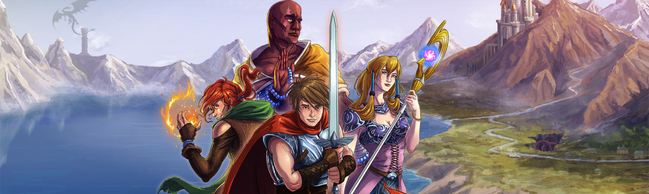 Review: Shadows Of Adam - A Short But Sweet Throwback To The Glory Days Of 16-Bit JRPGs