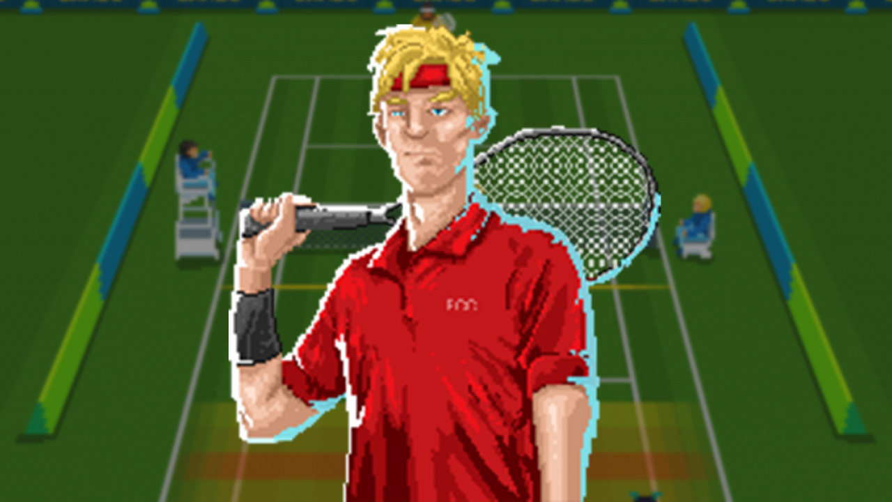 Mini Review: Super Tennis - Calm Down, It's Not The Super Tennis You Think It Is