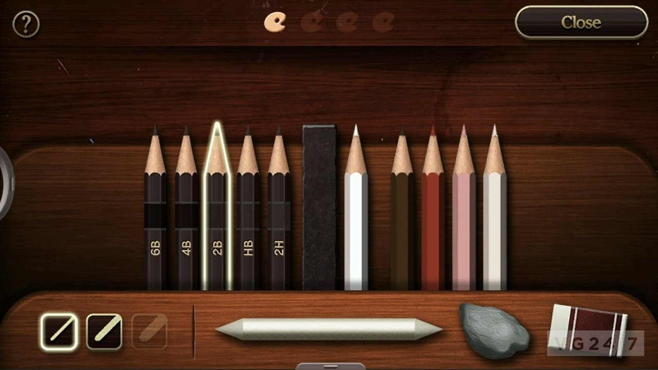 Art academy sketchpad review wii u eshop nintendo life for Sketchpad com