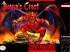 Demon's Crest (Wii U eShop / Super Nintendo)