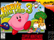 Kirby's Dream Land 3 (Wii U eShop / Super Nintendo)