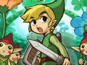 The Legend of Zelda: The Minish Cap (Wii U eShop / Game Boy Advance)