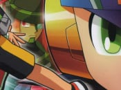 Mega Man Battle Network 4 Red Sun & Blue Moon (Wii U eShop / Game Boy Advance)