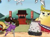 Ninja Strike: Dangerous Dash (Wii U eShop)