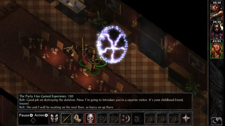 Baldur's Gate and Baldur's Gate II: Enhanced Editions Review - Screenshot 3 of 7