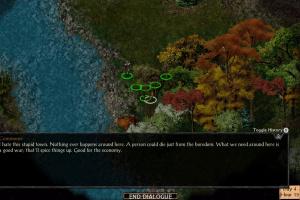 Baldur's Gate and Baldur's Gate II: Enhanced Editions Screenshot