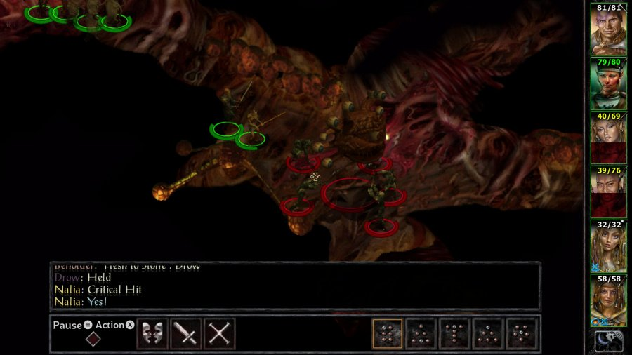 Baldur's Gate and Baldur's Gate II: Enhanced Editions Review - Screenshot 5 of 7