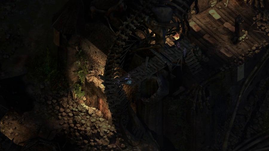 Baldur's Gate and Baldur's Gate II: Enhanced Editions Review - Screenshot 7 of 7