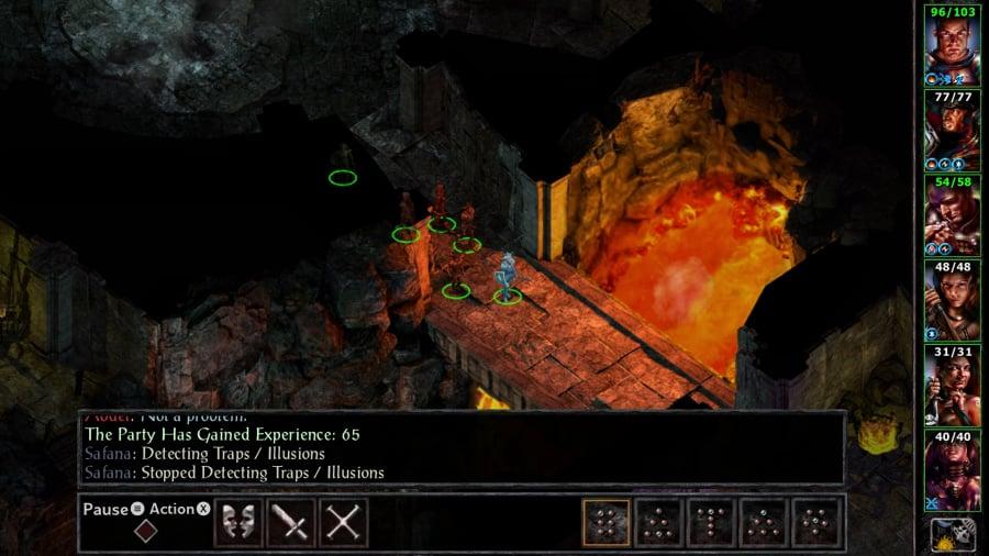 Baldur's Gate and Baldur's Gate II: Enhanced Editions Review - Screenshot 4 of 7