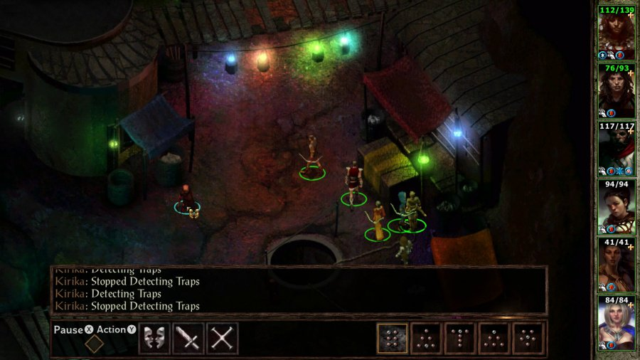 Planescape: Torment & Icewind Dale Enhanced Edition Review - Screenshot 5 of 6