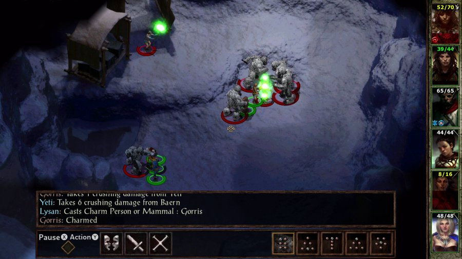 Planescape: Torment & Icewind Dale Enhanced Edition Review - Screenshot 1 of 6