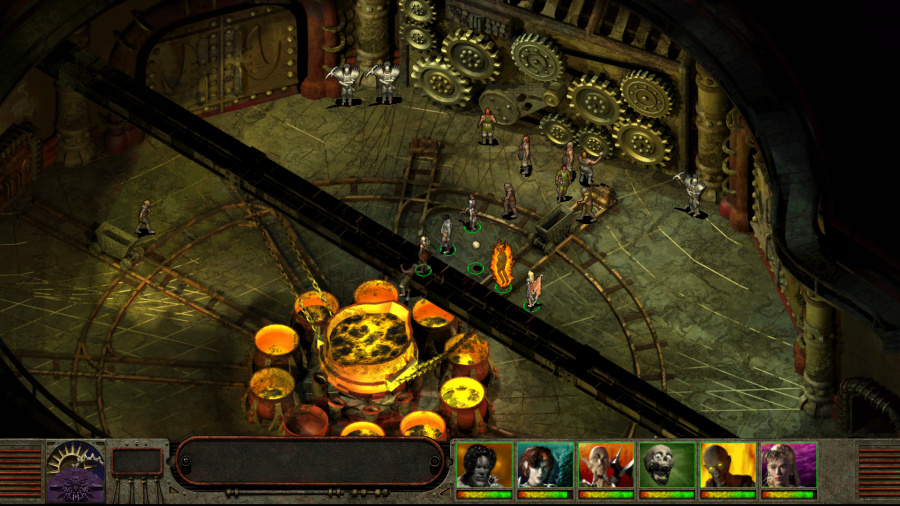 Planescape: Torment & Icewind Dale Enhanced Edition Review - Screenshot 4 of 6