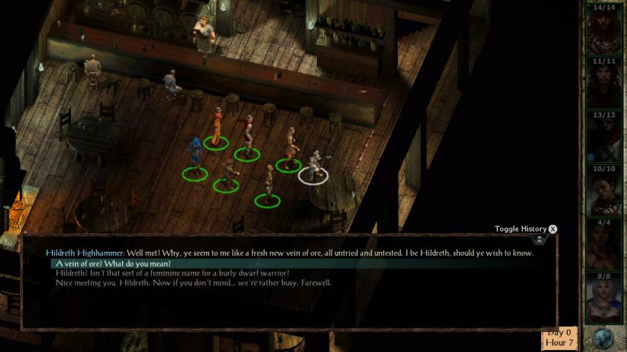 Planescape: Torment & Icewind Dale Enhanced Edition Review - Screenshot 2 of 6