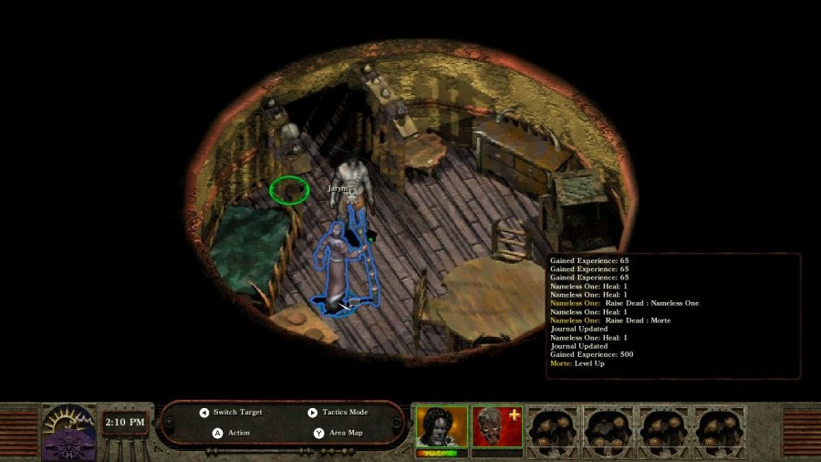 Planescape: Torment & Icewind Dale Enhanced Edition Review - Screenshot 6 of 6