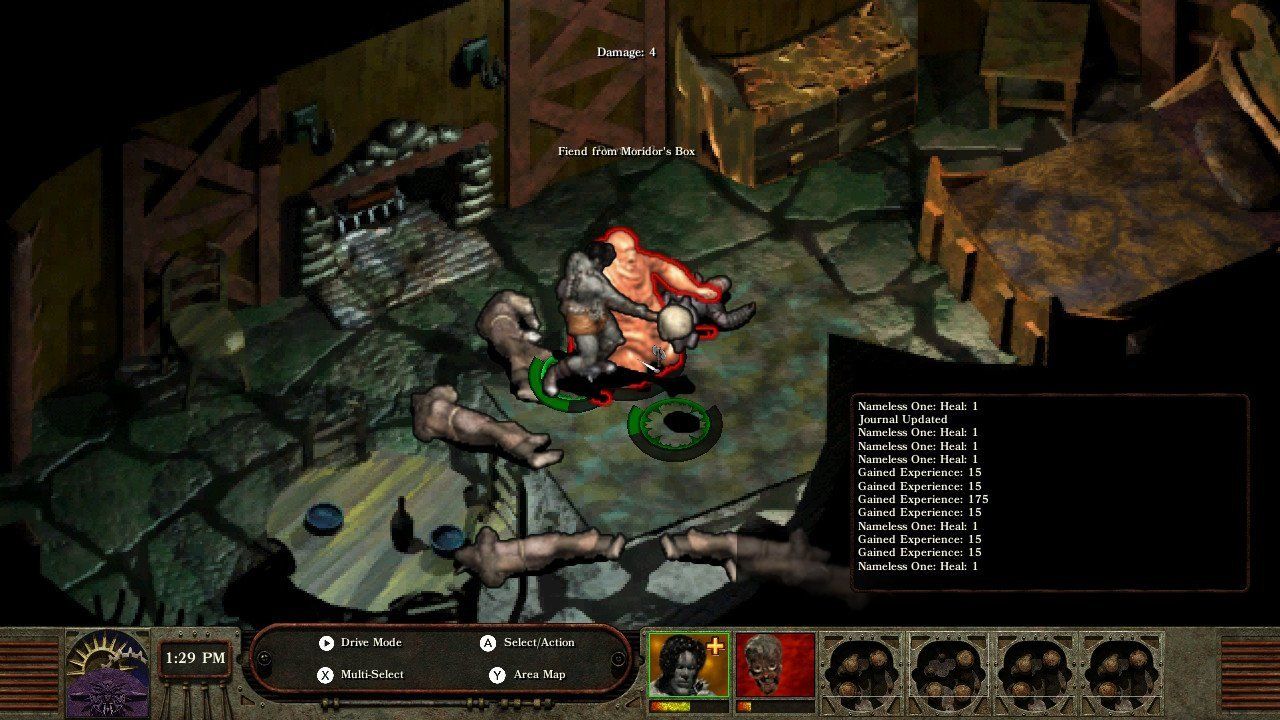 Planescape Torment Icewind Dale Enhanced Edition Review