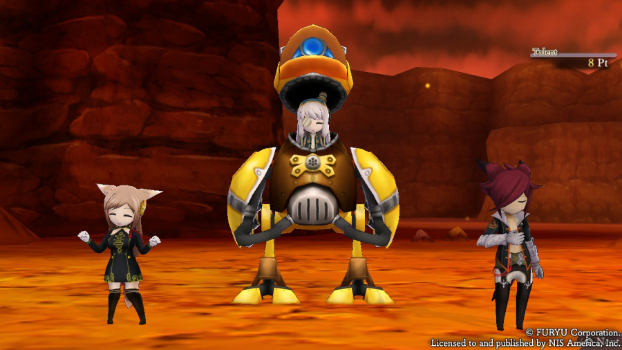 The Alliance Alive HD Remastered Review - Screenshot 1 of 7