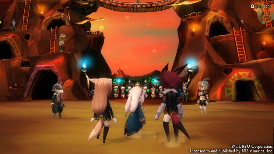 The Alliance Alive HD Remastered Review - Screenshot 4 of 7