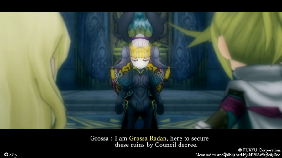 The Alliance Alive HD Remastered Review - Screenshot 3 of 7