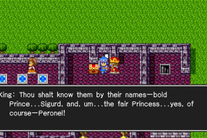 Dragon Quest II: Luminaries of the Legendary Line Screenshot
