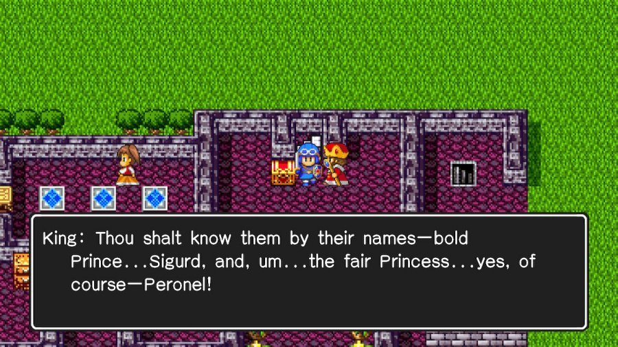 Dragon Quest II: Luminaries of the Legendary Line Review - Screenshot 1 of 3