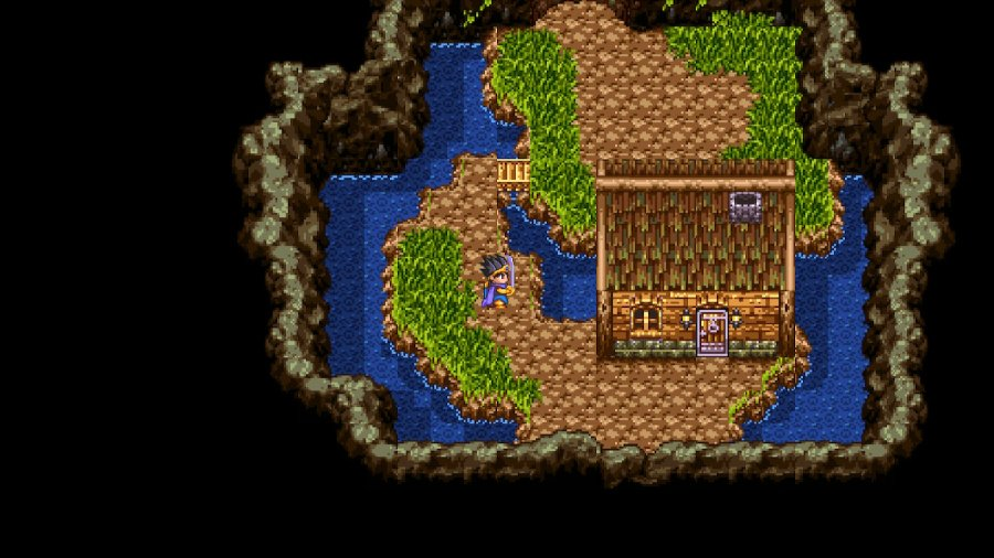 Dragon Quest III: The Seeds of Salvation Review - Screenshot 1 of 3